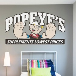 Vinil autocolante Popeye