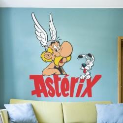 Vinil decorativo Astérix