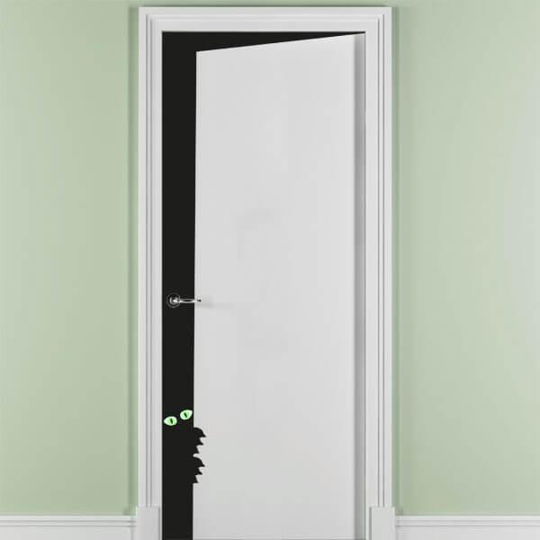 Vinil porta aberta 3