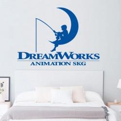 Vinil autocolante Dreamworks