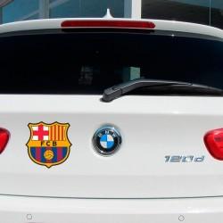 Vinil escudo FC Barcelona