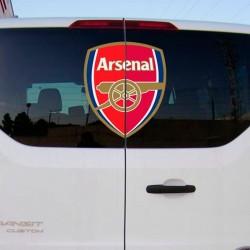Autocolante logo Arsenal