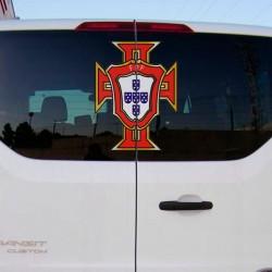 Autocolante logo Portugal
