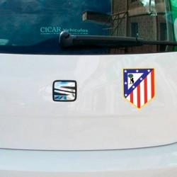 Vinil logo Atlético de Madrid