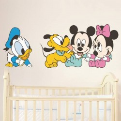 Vinil Disney Mickey Mouse