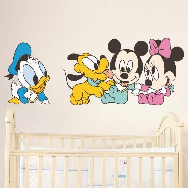 Autocolante Disney Mickey Mouse