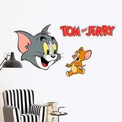 Autocolante Tom & Jerry