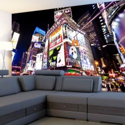 Mural de parede Times Square