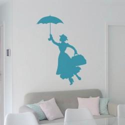 Vinil autocolante Mary Poppins