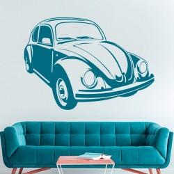 Vinil Volkswagen Beetle