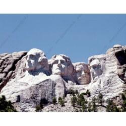 Foto mural Mount Rushmore