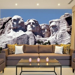 Papel pintado Mount Rushmore