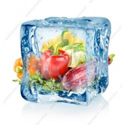 Mural de parede cubo de gelo