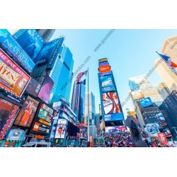 Foto mural Times Square