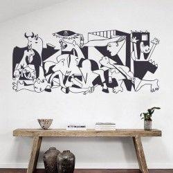 Vinil decorativo Guernica...