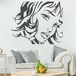 Vinil decorativo Arte Pop 3