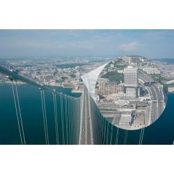 Foto mural ponte Akashi-Kaikyo 1