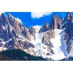 Mural as Dolomitas, Itália
