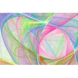 Vinil cordas de cores