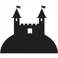 Vinil lousa castelo monte