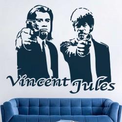 Vinil cine Vincent e Jules