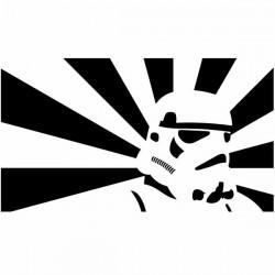 Autocolante de Stormtrooper