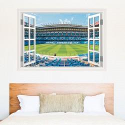 Janela decorativa Real Madrid