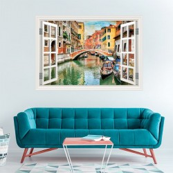 Janela decorativa Venecia