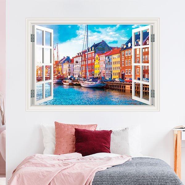 Janela decorativa Copenhague