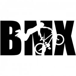 Vinil decorativo BMX