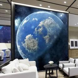 Mural decorativo planeta Terra