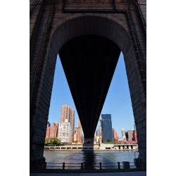 Papel pintado debaixo da ponte