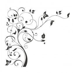 Vinil flores 20