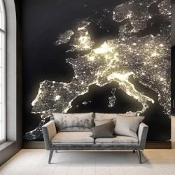 Mural decorativo Europa de...
