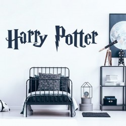 Vinil logo Harry Potter