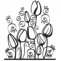 Vinil flores 7