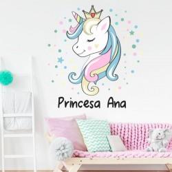Vinil Princesa Unicórnio