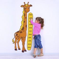 Adesivo infantil girafa 1