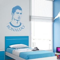 Vinil decorativo Ronaldo