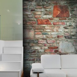 Mural parede de pedra 1