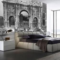 Foto mural monumento Roma