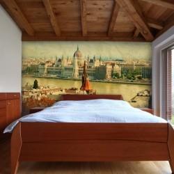 Papel pintado Budapeste