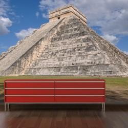 Vinil de parede Chichen Itzá