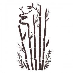 Autocolante bambu 3