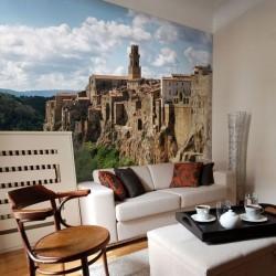 Mural de parede Pitigliano...