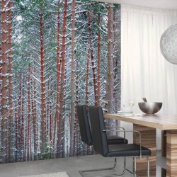 Papel de parede árvores 4