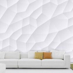 Vinil de parede textura 3D