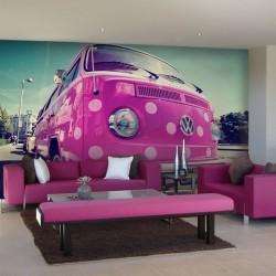 Vinil de parede Volkswagen