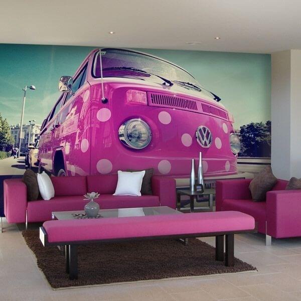 Mural de parede Volkswagen
