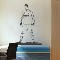 Adesivo Cristiano Ronaldo 1